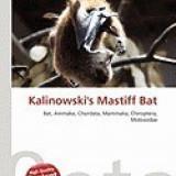 Kalinowski's Mastiff Bat