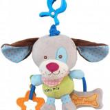 Plus Minnie si Mickey Baby Mix - Jucarie muzicala din plus Dog with Bone