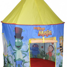 Casuta/Cort copii Knorrtoys - Cort de joaca pentru copii Albinuta Maya Castel