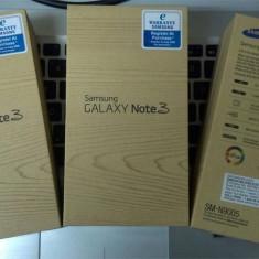 Telefon mobil Samsung Galaxy Note 3 - Samsung Galaxy Note 3 negru nou