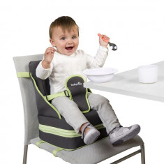 Masuta/scaun copii - Babymoov -A009402- Booster pliabil Up&Go 2014