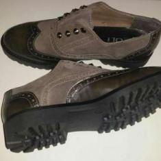 Pantofi dama - Pantofi office piele
