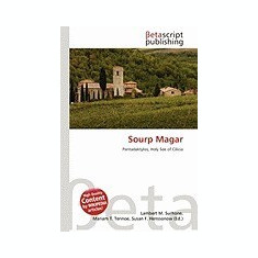 Sourp Magar - Carte Literatura Engleza