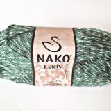Fire - Fir de tricotat sau crosetat, minipaiete fine cu lurex si acril, f moale fin