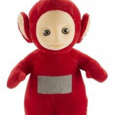 Jucarii - Jucarie De Plus Teletubbies Talking Po Soft Toy Red