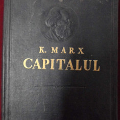 Carte Politica - Karl Marx - Capitalul, vol. 3, part. 1 - 538744