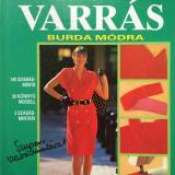 SZABAS-VARRAS BURDA MODRA