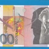 bancnota europa - Slovenia 100 tolari 1992 1