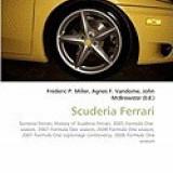 Scuderia Ferrari - Carte Literatura Engleza