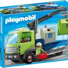 Camion De Sortare A Sticlei Playmobil