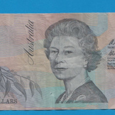 Australia 5 dollars 2007