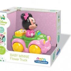 Minivehicul Minnie Mouse - Jucarie zornaitoare Clementoni