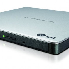 DVD-RW LG GP57EB40 portabil argintiu - DVD writer PC