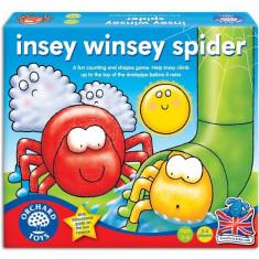 Joc Educativ Cursa Paianjenilor Insey Winsey Spider orchard toys