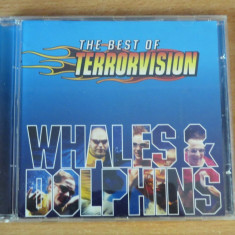 Terrorvision - Whales & Dolphins (The Best Of) CD - Muzica Rock emi records
