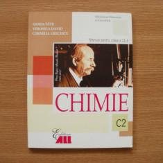 Chimie C2-Manual clasa a 11-a All-Sanda Fatu, Veronica David, Cornelia Grecescu - Manual scolar all, Clasa 11