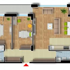 Apartament de vanzare, 3 camere, Etajul 7, An constructie: 2016, Suprafata: 117 - Apartament NOU, Cartier Prima Residence Oradea, 3 camere-LONDRA, 69870Eur