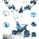 Tricicleta Copii 5 In 1 Palau Transformabila In Bicicleta Fara Pedale