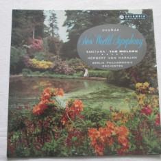 Dvorak - New World Symphony _ vinyl(LP) UK - Muzica Clasica Columbia, VINIL