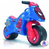 Motocicleta Fara Pedale Spiderman Injusa