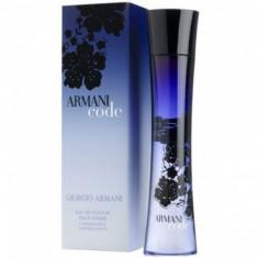 PARFUM ARMANI CODE 100 ML ---SUPER PRET, SUPER CALITATE! - Parfum femeie Armani, Altul