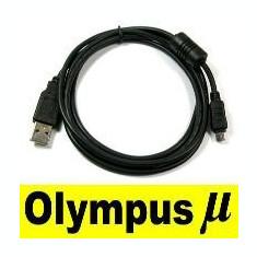 Cablu Olympus XZ-1 XZ-2 SZ-11 SZ-14 SH-21 SH-25 SZ-30 SZ-31 - Cablu foto