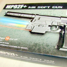 Pistol de jucarie - Pistol cu bile mp92f+
