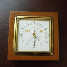 Barometru termometru SCHOLZ