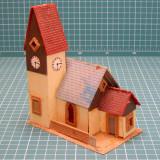 Biserica scara HO(5373) - Macheta Feroviara