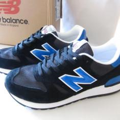 Adidasi NEW BALANCE - Made in England- ! - Adidasi barbati, 42, Negru