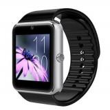 Smartwatch Ceas Telefon SMART-WATCH SIM GT08  + CASTI