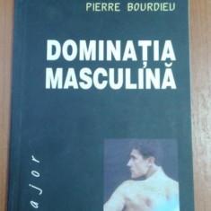 Dominatia masculina / Pierre Bourdieu - Carte Sociologie