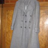 Pardesiu stofa - femei - Nou- Germania - - Palton dama, 50, Gri