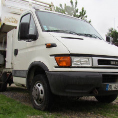 Utilitare auto - Iveco Daily, an 2003, 2.8 Diesel