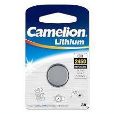 Baterie ceas - Baterie Camelion CR2450 3V