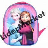 Ghiozdan pentru copii cu Frozen in format 3D