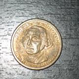 Moneda comemorativa 1 dolar SUA, Washington