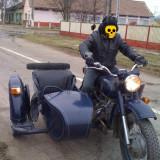 Motocicleta dnepr mt10
