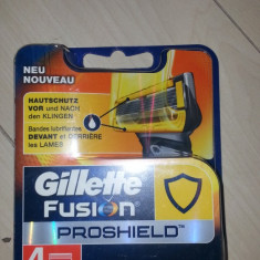 Rezerve Gillette Fusion Proshield set 4 buc.