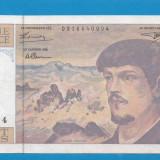 Franta 20 francs 1992 1 - bancnota europa