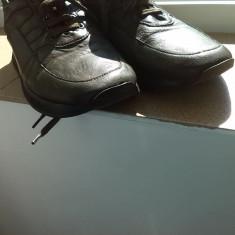 Pantofi gabor kaki usor lucios marime 4 uk sau 37 - Pantofi dama