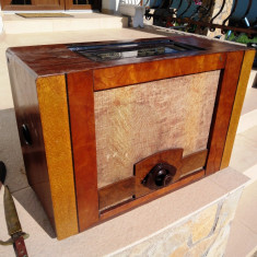 Aparat radio - Philips - radio vechi de colectie