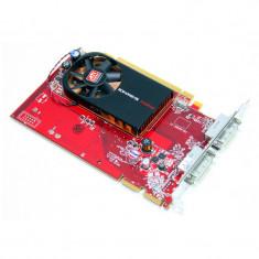 Placa video PC ATI Technologies, PCI Express, 256 MB, Ati - OKAZIE! Placa video AMD FirePro V3700 256MB 64-Bit DDR3, PCI-e, 2xDVI, GARANTIE!