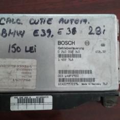 Cutie viteze automata, Bmw - Calculator cutie automata BMW E39, E38 2.8i