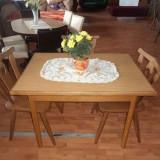Masa bucatarie+scaune