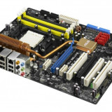 Placa baza ASUS M2N-SLI, socket AM2, DDR2, PCI-e - Placa de Baza