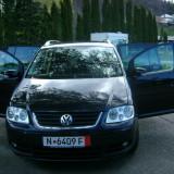 Autoturism Volkswagen, TOURAN, An Fabricatie: 2005, Motorina/Diesel, 197000 km, 1896 cmc - Volkswagen Touran