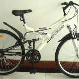 "Bicicleta Mountain Bike 26"" cu suspensii Best Laux Buffalo BBUF26"