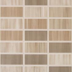 FAIANTA ZEN DARK BEIGE MOSAIC 44x30