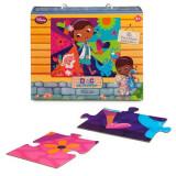 Papusa - Puzzle 16 piese Doctorita Plusica